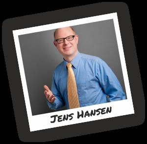 Vortrag Zukunft und Digitalisierung Jens Hansen